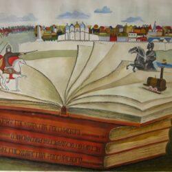 Исторический роман – лучший учебник истории