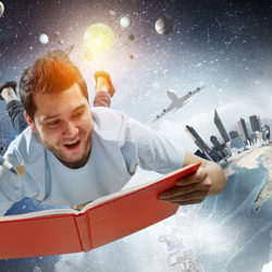 Книги о воображаемых мирах