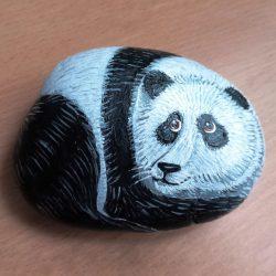 Воркшоп роспись морской гальки «Я расскажу один секрет: Бамбука нет – и панды нет»